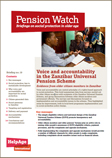 Voice and accountability in the Zanzibar Universal Pension Scheme