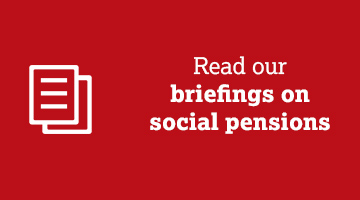 Read our briefings on social pensions